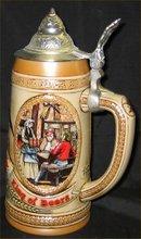 Budweiser Tavern & Public House Lidded Beer