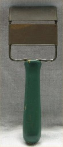Vegetable Slicer - Green Handle
