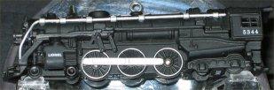 1996 Hallmark 700E Lionel Hudson Steam