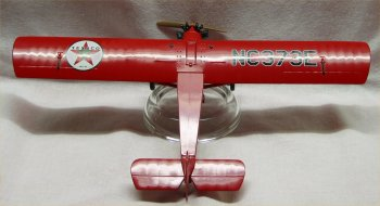 Texaco 1929 Curtiss Robin Airplane Die-cast