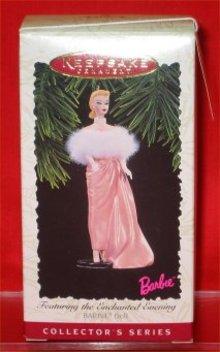Hallmark Barbie Enchanted Evening Ornament #3 - 1996