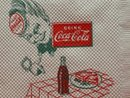 1950s Coca Cola Sprite Boy Paper Napkin