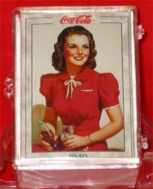 Coca Cola Collectors Cards - Series 2