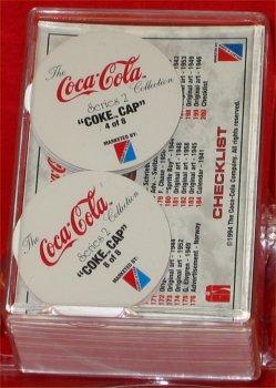 Coca Cola Collectors Cards - Series 2