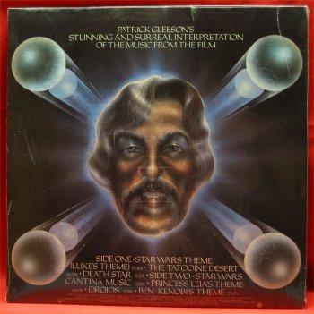 Patrick Gleeson's Star Wars Record - 1977