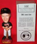 1995 Cal Ripken Bobbing Head Doll Bobber