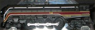 1999 Hallmark Lionel 746 Norfolk and Western Steam Locomotive Ornament