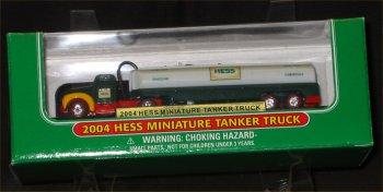 2004 Hess Miniature Tanker Truck