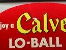 Framed Calvert Lo-Ball Hunting Cardboard