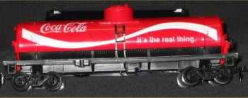 1970s Coca Cola Tyco Tanker
