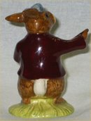 1975 Royal Doulton Bunnykins DB 13 - The Artist