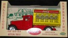 Coca-Cola Replica 1930s A Frame Delivery Truck