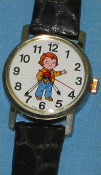 Campbells Kids Criterion Watch - 1982
