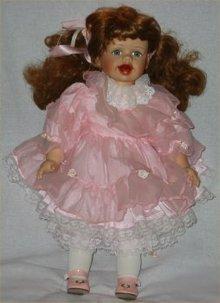 Moments Treasured Ltd Ed Porcelain Doll -