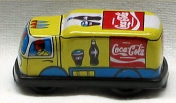 Coca Cola  Super Mini Series Truck - 1980s