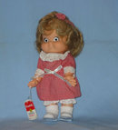 1988 Campbell Kid Girl Doll