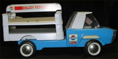 Pepsi Cola Buddy L Delivery Truck