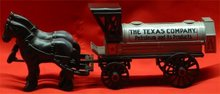 Texaco Horse & Tanker Bank - Collector Series #8