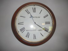 Walnut Gallery Clock Case