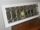 Leaded Bevel Window with Mirror