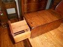 Oak File Box in Tiger Oak
