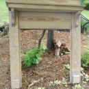Antique Heart Pine Fireplace Mantle - Arts & Crafts -South Carolina Original