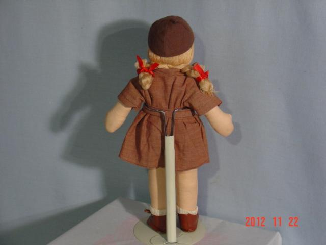 Brownie Doll, Georgene Novelties, 13