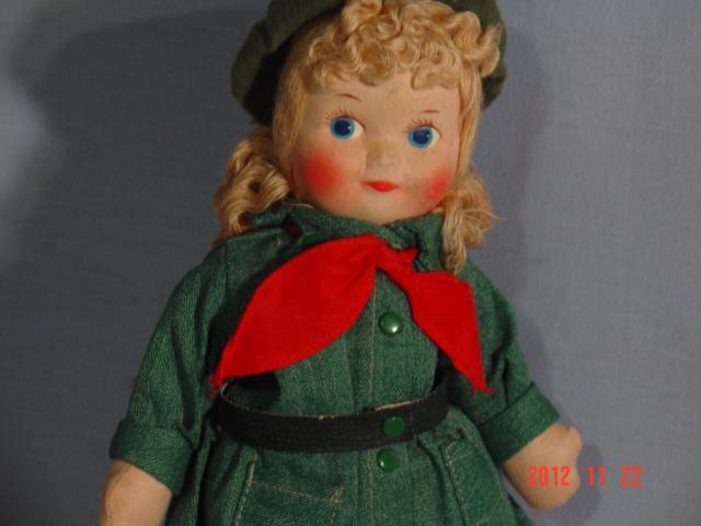Girl Scout Doll, Georgene Novelties, 13