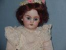 Simon & Halbig #1079, Bisque and Compo Doll