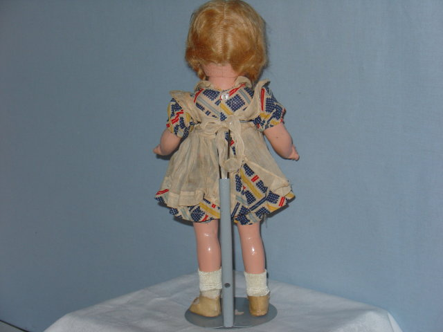 McGuffey Ana, Composition Doll, Reliable Co.