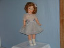 Shirley Temple doll, tagged, 19