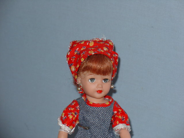 Little Miss Revlon Doll,  Ideal Doll