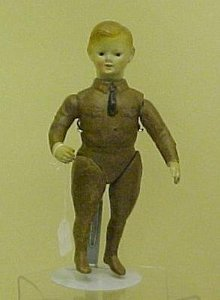Ideal Dolls Antique Compo, Liberty Boy 1918