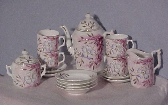 Child's Tea Set, 1950's Nippon?