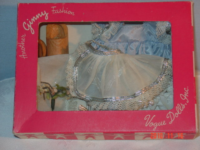 Ginny Funtime Dutch Girl Outfit EX MIB