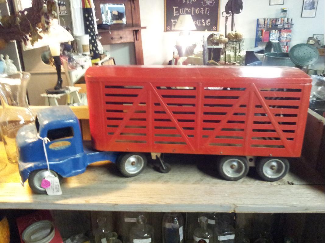 Antique Tonka Truck