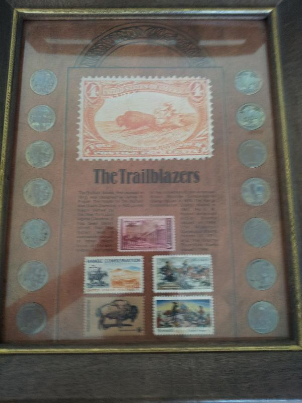 The Bicentennial  Collection and The Trailblazers Collection
