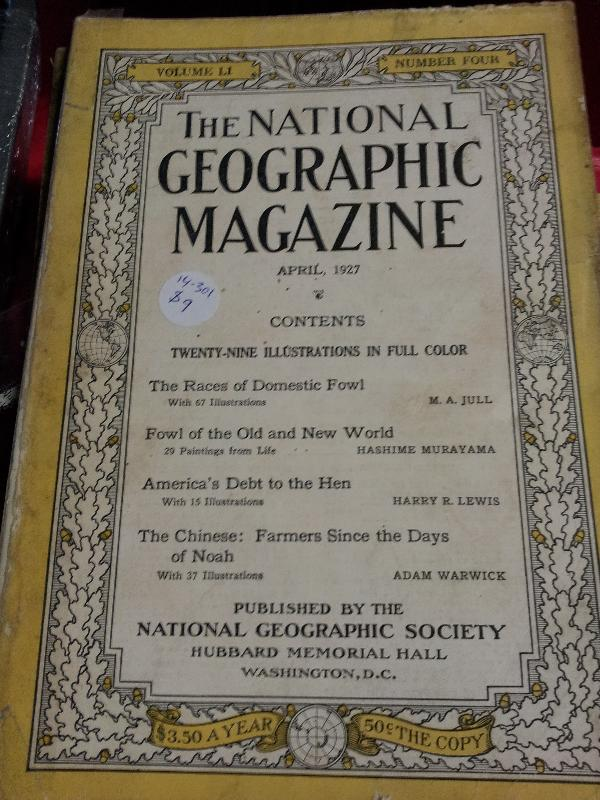 National Geographic Magazine Collection