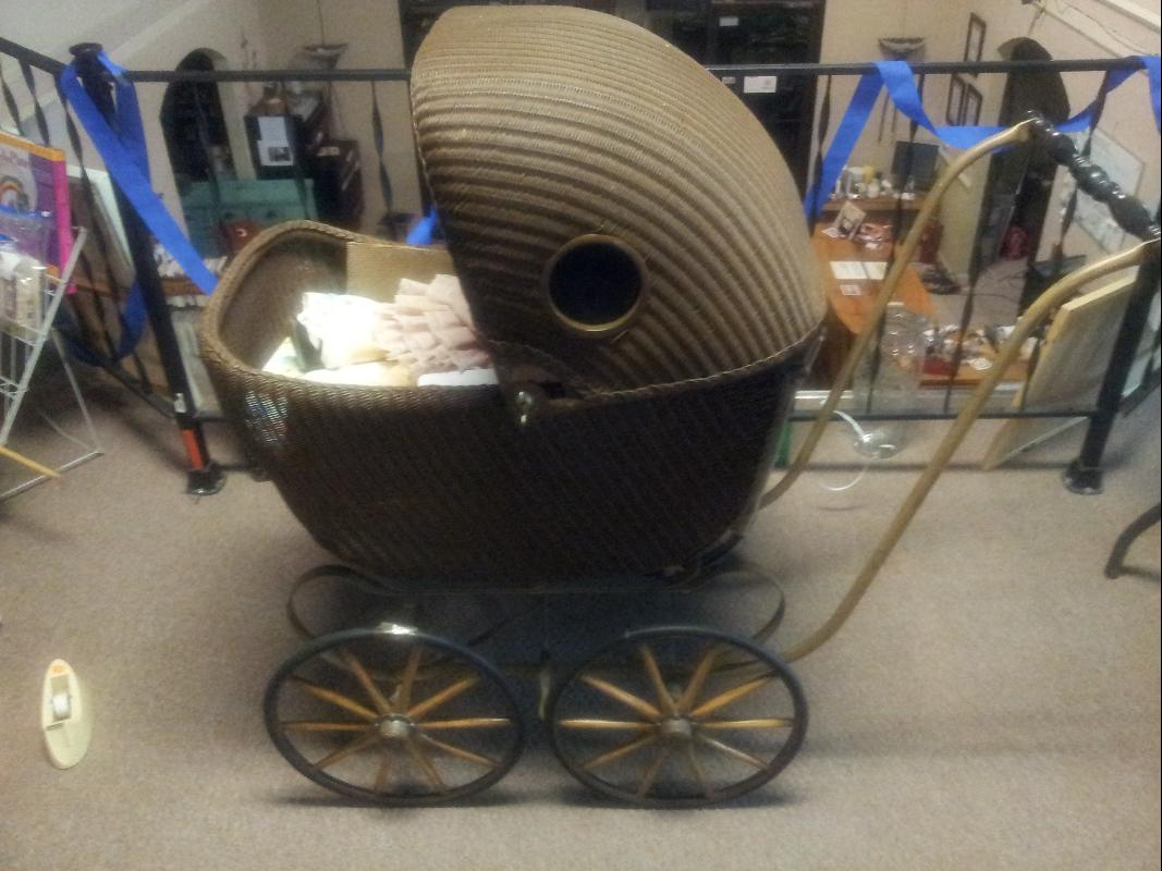 Antique Stroller 1930's