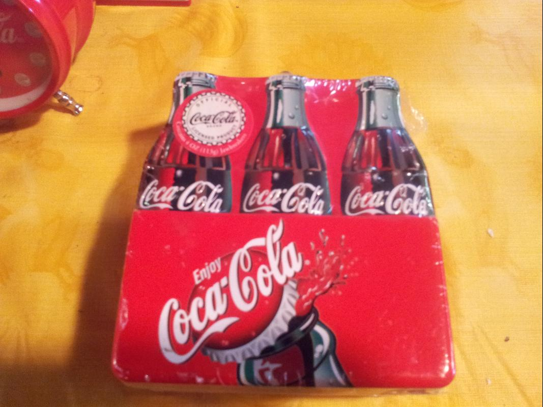 Coca Cola Lunch Box