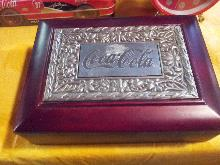 Coca Cola Jewelry box