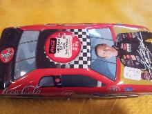 Coca Cola Collector Tin Nascar