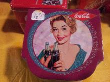 Coke Ladies Tin