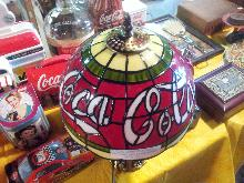 Coca Cola Lamp (New)