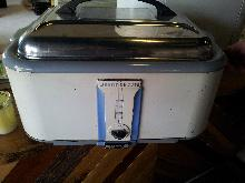 1940's Westinghouse Roaster with Cabinet