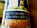 Tall Stein German Knight Colorful