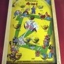 Poosh-M-Up Jr.  4-1 Bagatelle Game