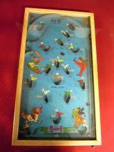 Poosh-M- Up 5 -1 Bagatelle Game 1930's-1940's