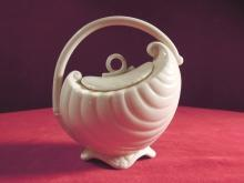 Lenox Creamer   Sugar Bowl  White  1935-1945
