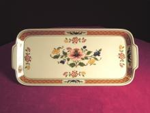 Heinrich Germany Floral Tray
